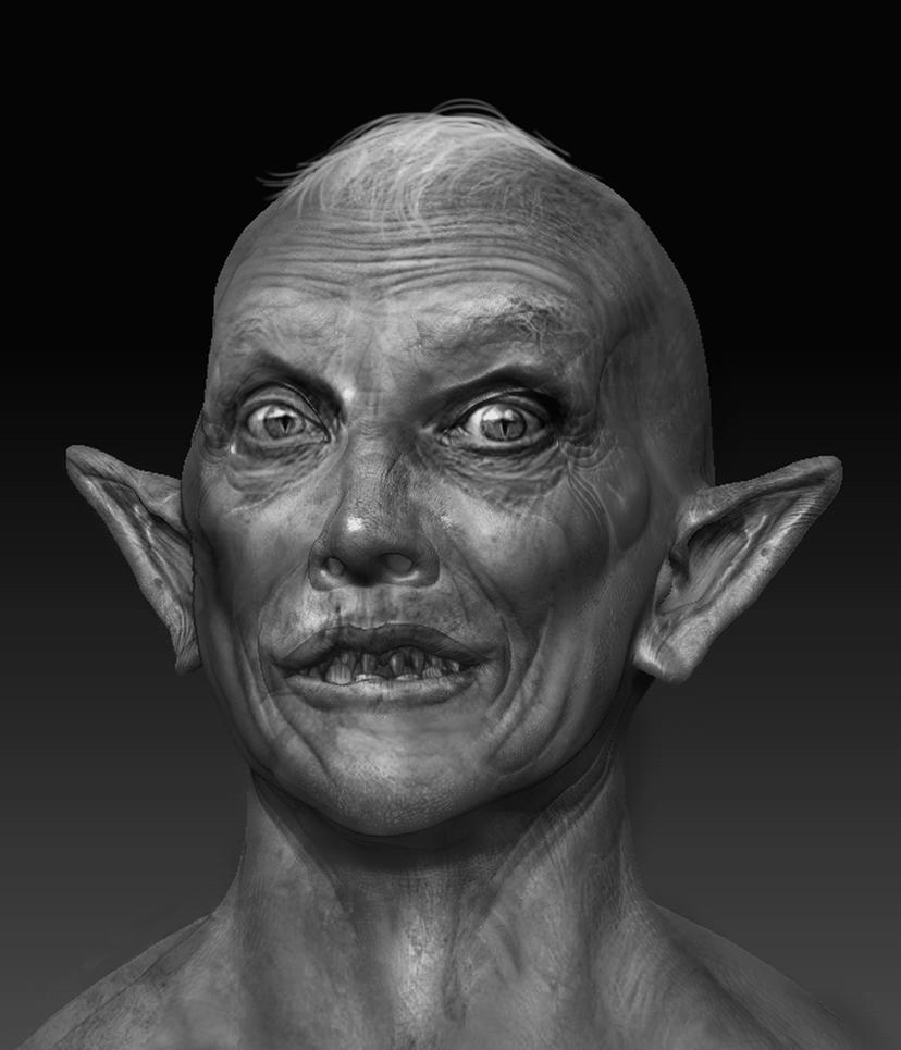 Real Goblin by madeincg