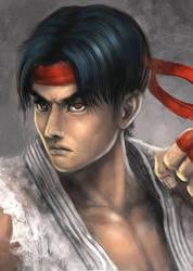 Ryu by madeincg