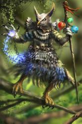 Sage Owl