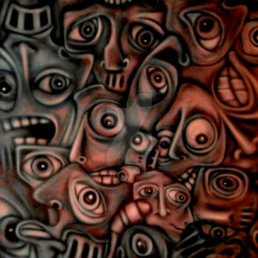 acromatic by bobmahaffey