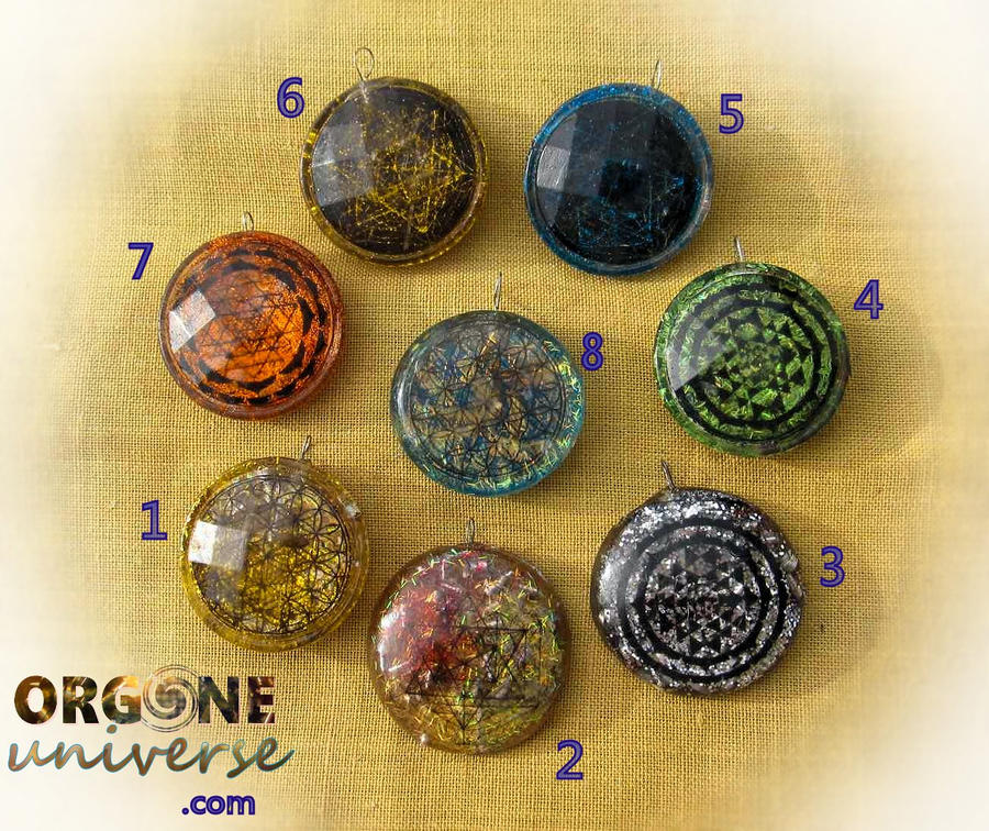 Sacred geometry orgonite pendants by catscendence on deviantart sacred geometry orgonite pendants by catscendence aloadofball Images