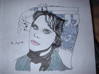 Ville Valo by avoiding-you