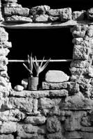 window of hope by Bivon