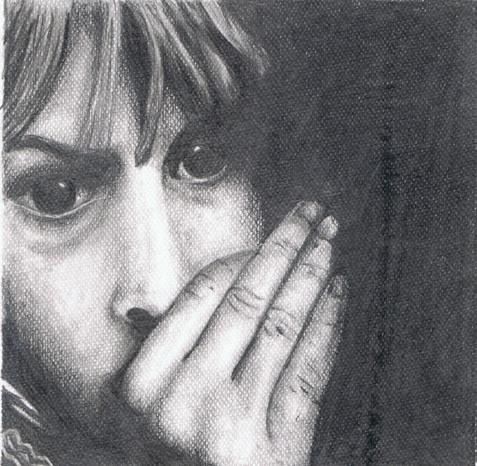 Scared Eyes By Chockoladien On DeviantArt