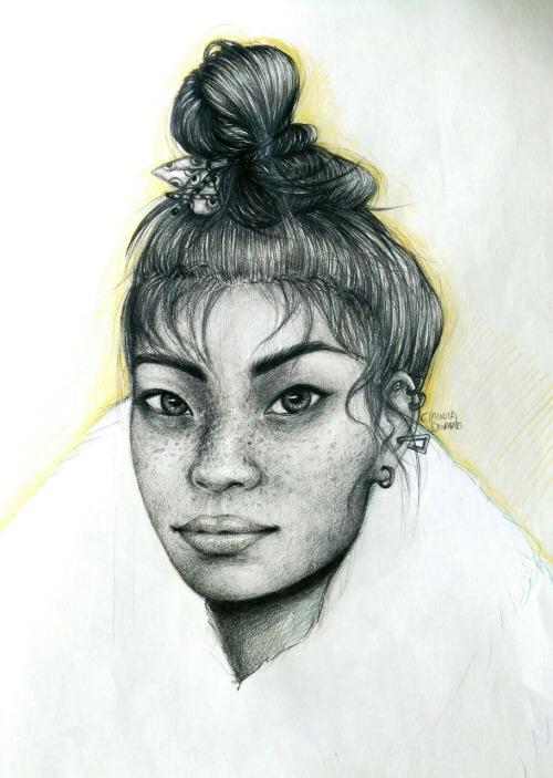 Portrait-dazed by chockoladien