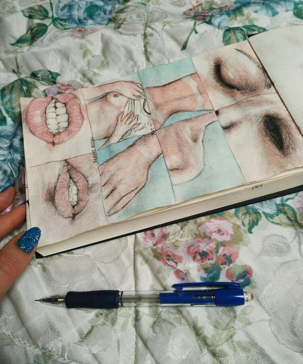Page 6- pink n blue day by chockoladien