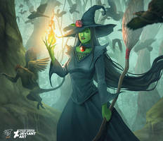 the wizard by syam-arifin