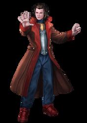 Character design, vector