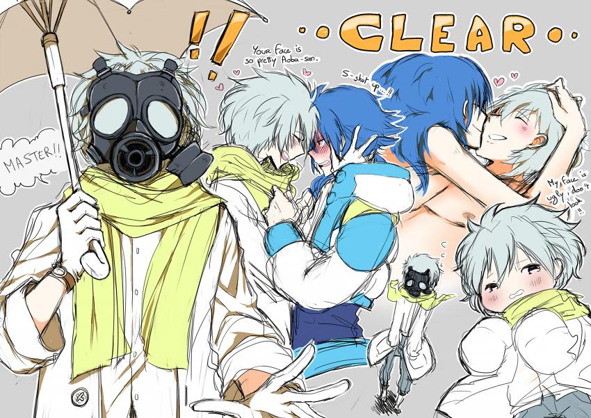 Dramatical Murder - Clear by Erumi-n