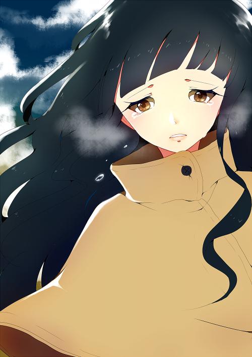 A silent cry by Erumi-n