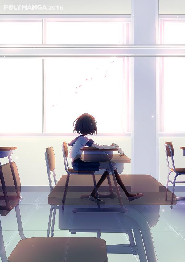 Classroom by Erumi-n