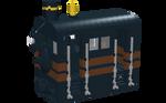 0-6-0 Steam Tram
