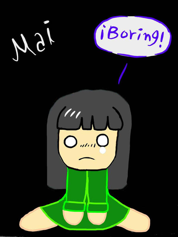 boring  by Sangya97
