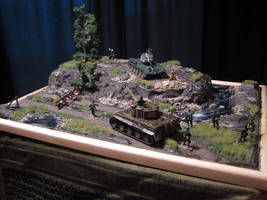 T-34 vs. Tiger I, Ostfront 1945 - 1 by Frostfeuer