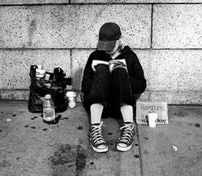 Homeless Teen11 by Frank-Jaspers