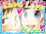 EEnE-Purikura LoveLove by chidoriashi