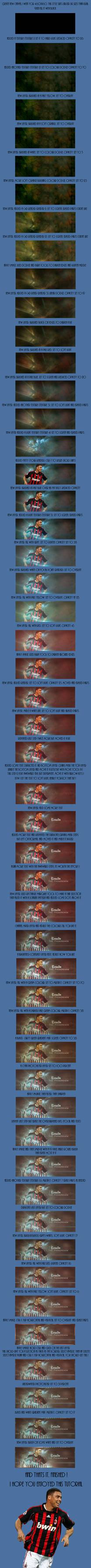Ronaldo signature tutorial