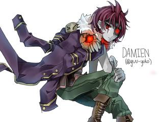 Damien by Yuu-Yuko