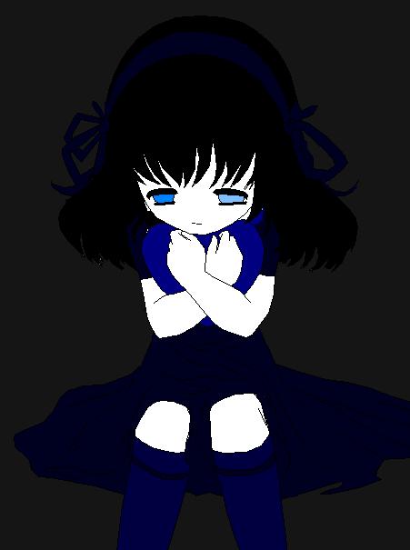 Lost little girl. by djpaulydfan1
