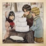 Happy Birthday, Mikasa!