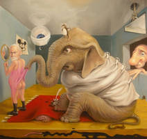 The Elephant in Freud's Bedroom