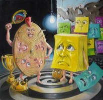Emotional Ephemera and Psychological Roulette by sgibb