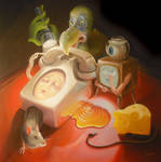 Does a GMO mouse really dream of electric cheese?