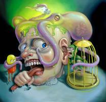Toxic personality by sgibb