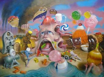 Dopamine - Anthro Challenge by sgibb