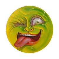 Jelly-head-green!!