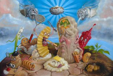 The Allegory of the Baked Potato Apocalypse