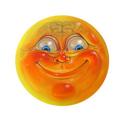 Orange-Jelly-Head-Brain!