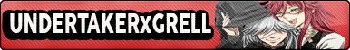 Undertaker x Grell Fan button