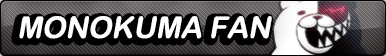 Monokuma fan button