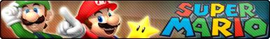 Super Mario fan button