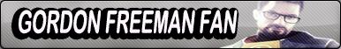 Gordon Freeman Fan Button