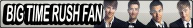Big Time Rush Fan button