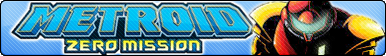 Metroid - Zero Mission Fan button