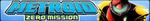 Metroid - Zero Mission Fan button by buttonsmakerv2