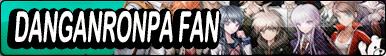 DanganRonpa Trigger Happy Havoc Fan Button by buttonsmakerv2