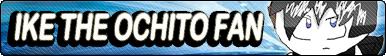 Ike The Ochito Fan Button by buttonsmakerv2