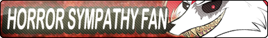 Horror Sympathy Fan button by buttonsmakerv2