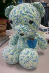 Bently Bear by IvyNightwind