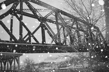 Same Bridge, Different Day