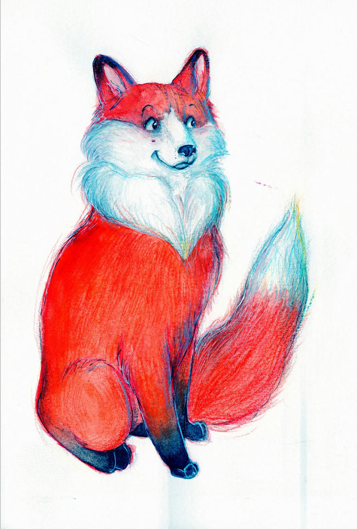 fox by beth223