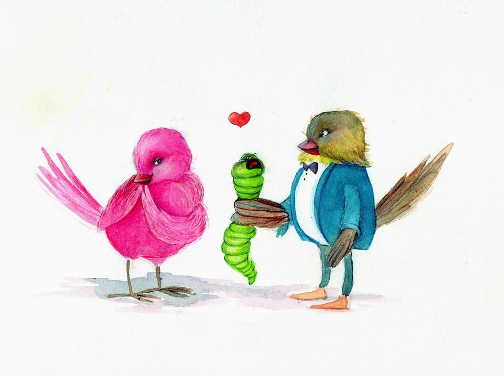 Love birds by beth223