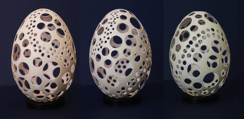 Egg carving 2