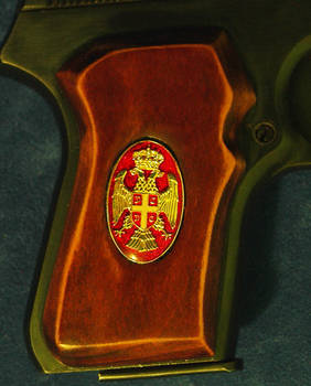 Pistol handles