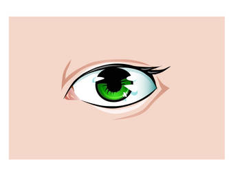 Illustrator Eye by Morgana-Pyrochan