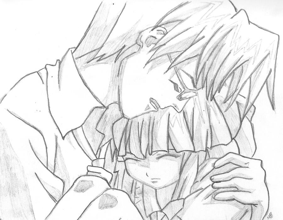 Mariko+kurama-elfen Lied By Silent-naito-tears On DeviantArt